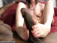 Big Cock, Ebony, Feet, Fetish