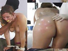 BDSM, Bondage, Hardcore, Spanking