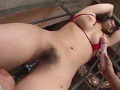 Asian, Bikini, Bondage, Japanese