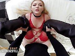 Teen, POV, Small Tits