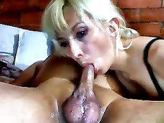 Amateur, Blowjob, Close Up, MILF, Webcam
