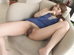 Asian, Babe, Casting, Hairy