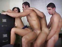 Bisexual, Brazil, Ass Licking