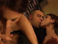 Anal, Babe, MILF, Threesome