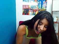 Big Butts, Skinny, Lingerie, Webcam